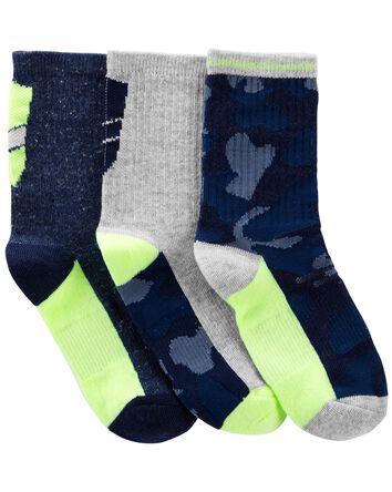 Emballage de 3 paires de chaussette...