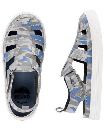 Camo Fisherman Sandals