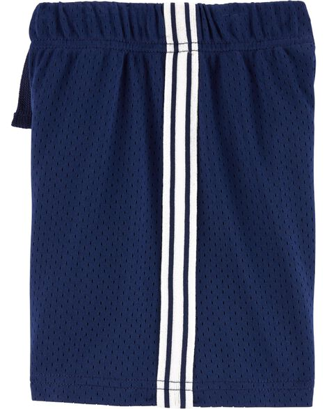 Mesh Basketball Shorts