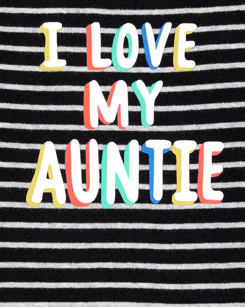 I Love My Auntie Bodysuit, , hi-res