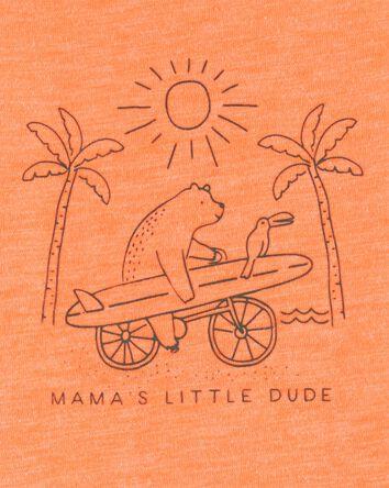 Cache-couche Mama's Dude