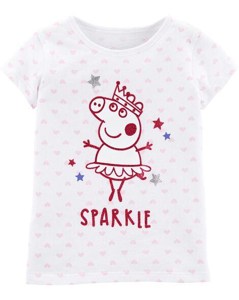 T-shirt Peppa Cochon