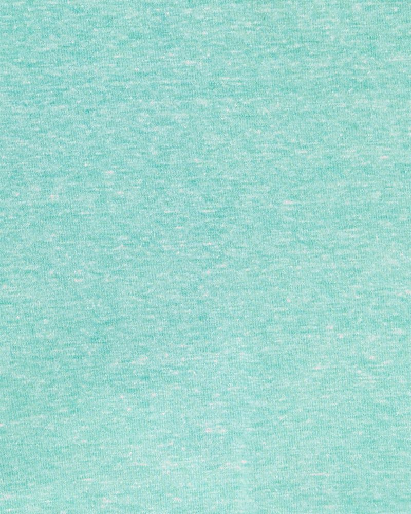 2-Piece Dinosaur Snow Yarn Henley & Canvas Short Set, , hi-res