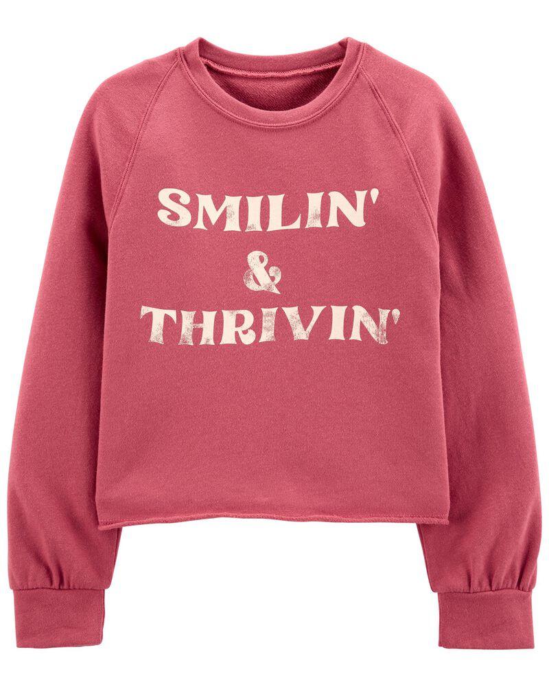 Chandail Smilin' & Thrivin' , , hi-res