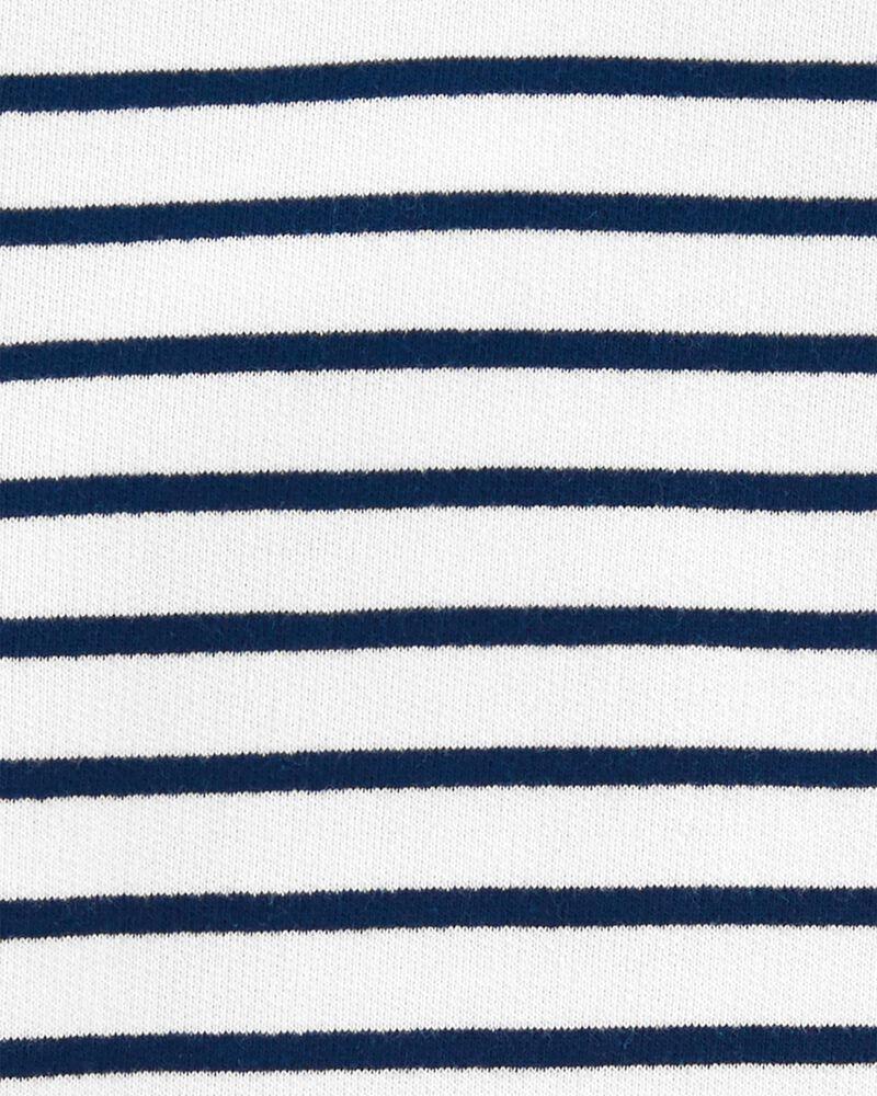 Striped Crewneck Popover, , hi-res