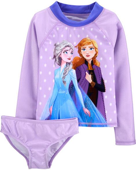 Ensemble dermoprotecteur La reine des neiges 2 de Disney