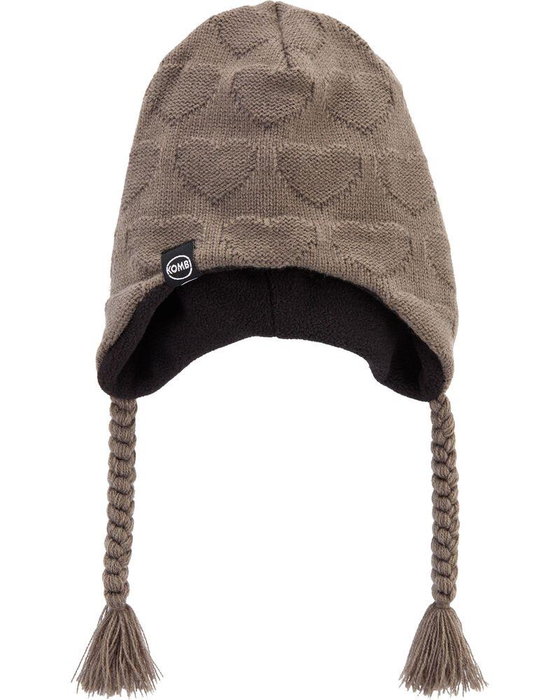 Kombi Big Heart Peruvian Hat, , hi-res