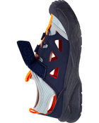 OshKosh Colorblock Bump Toe Sandals, , hi-res