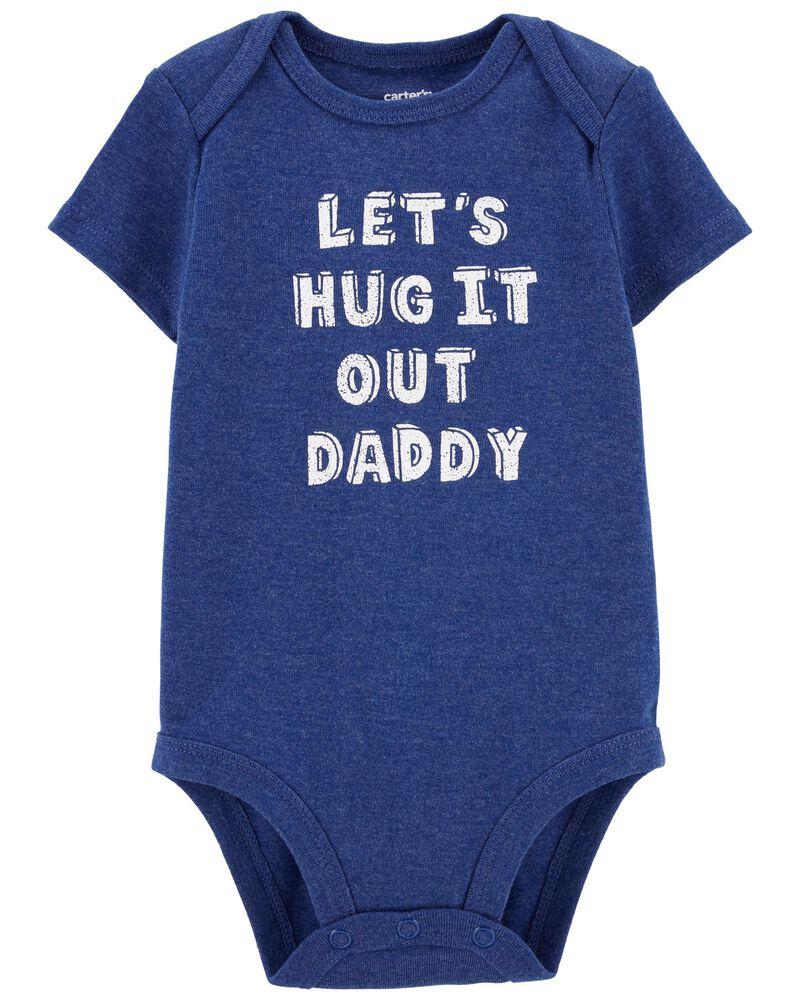 Daddy Original Bodysuit, , hi-res