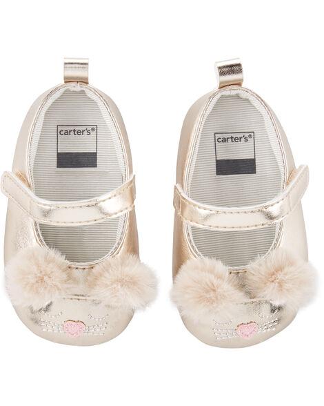 Chaussures de style Charles IX pour bébés