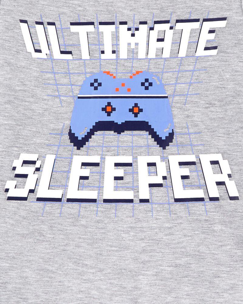 Pyjama 3 pièces de coupe ample Gamer, , hi-res