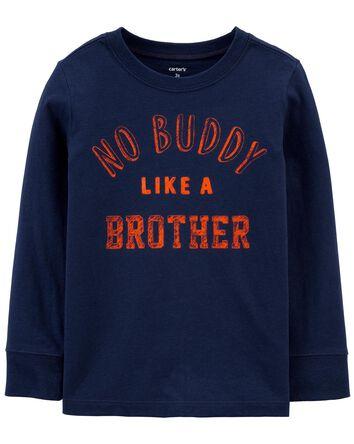 T-shirt en jersey No Buddy Like A B...