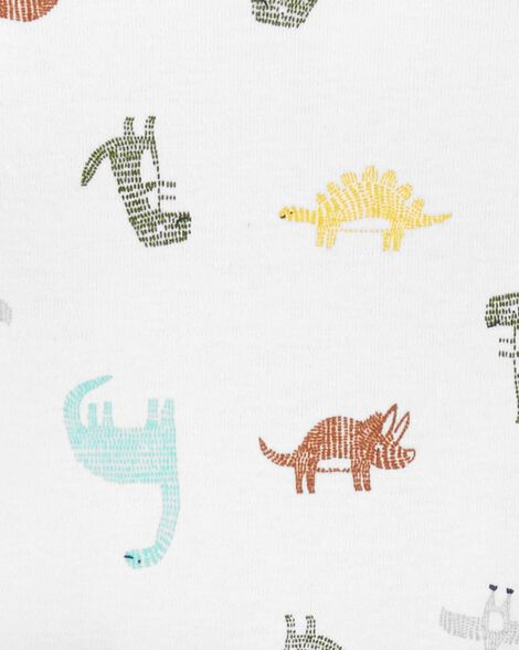 4-Pack Dinosaurs Original Bodysuits