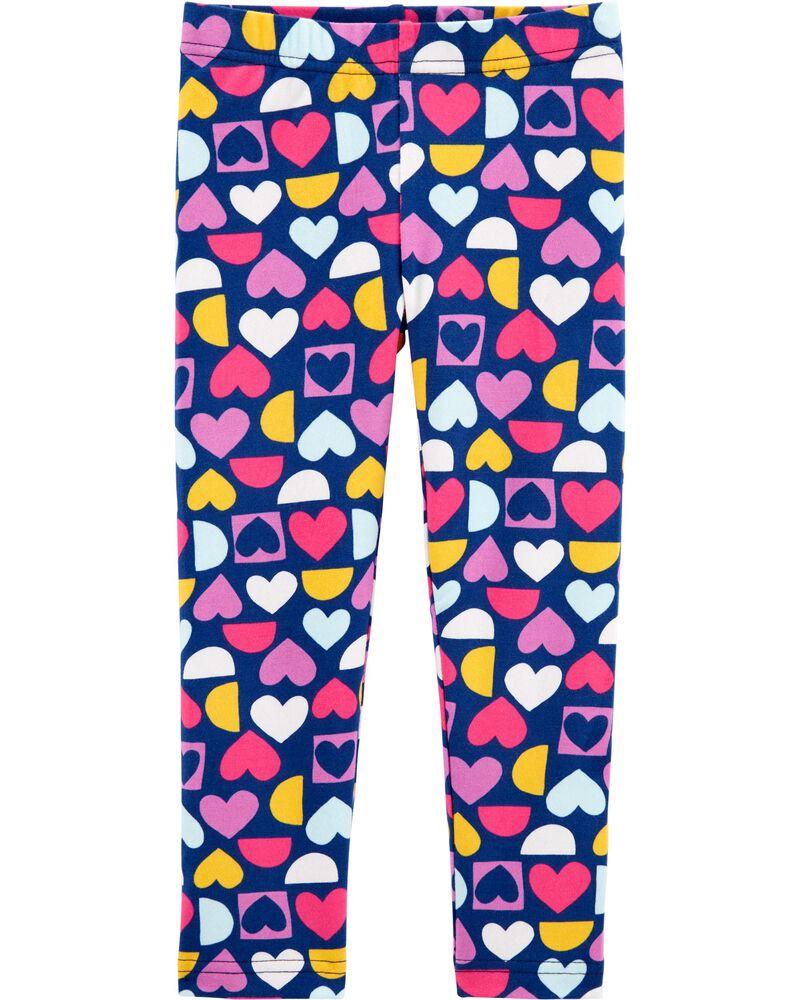 Heart Leggings, , hi-res