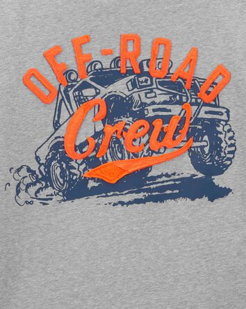 T-shirt à pièce