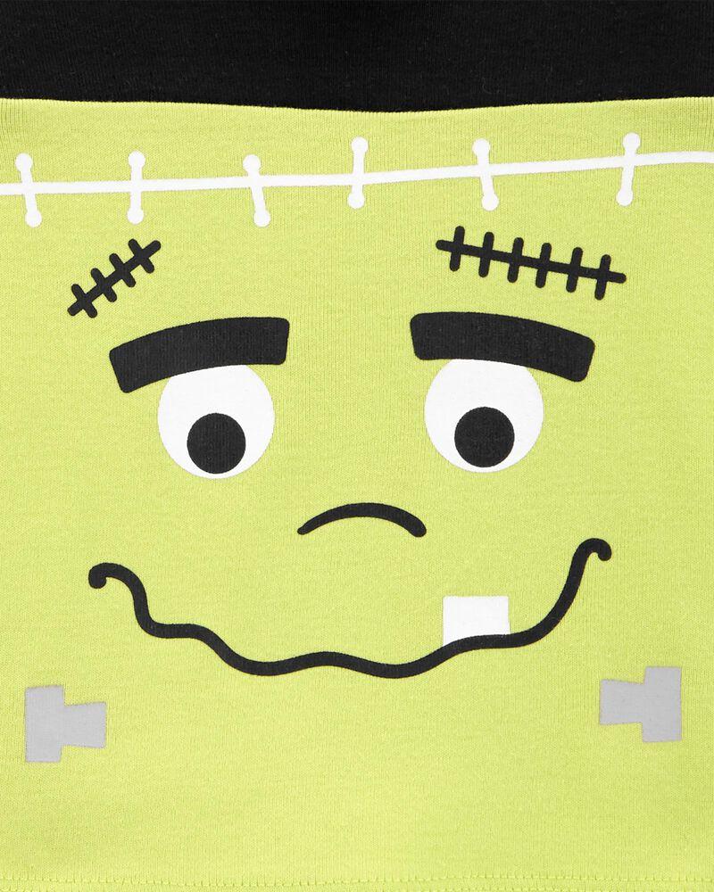 2-Piece Frankenstein Tee & Striped Pant Set, , hi-res
