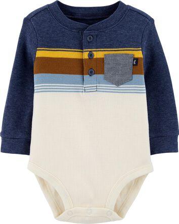Thermal Pocket Bodysuit