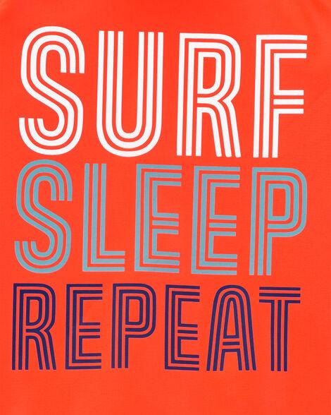 Maillot dermoprotecteur à surfeur