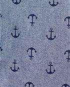 Anchor Cotton Romper, , hi-res