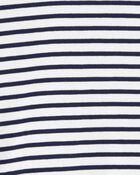 Robe asymétrique à rayures, , hi-res
