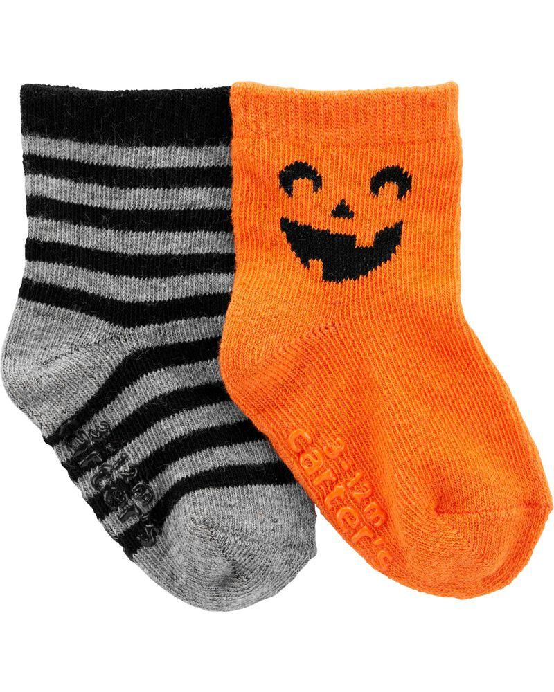 2-Pack Halloween Booties, , hi-res