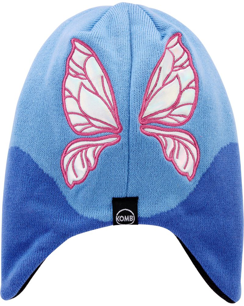 Kombi Fleece-Lined Fiona The Fairy Knit Hat, , hi-res