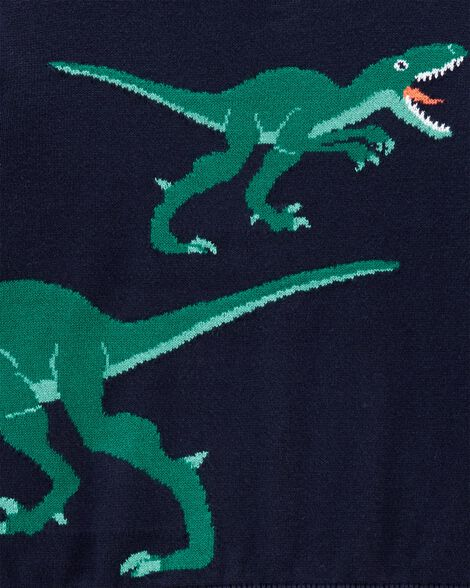 Dinosaur Sweater