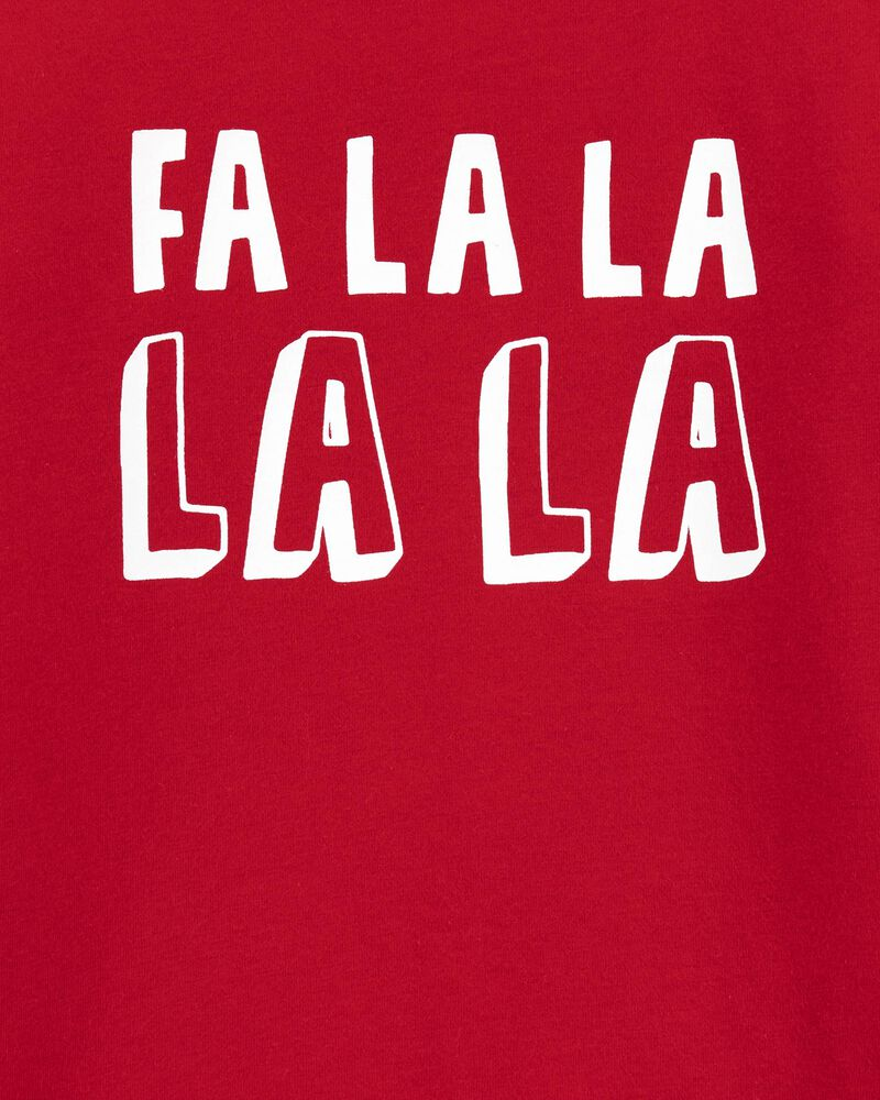 Fa La La Holiday Jersey Tee, , hi-res