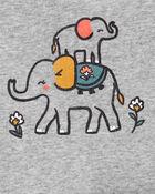 Ensemble 3 pièces Little Character éléphant, , hi-res