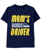 T-shirt en jersey Mom, , hi-res