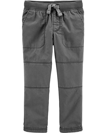 Pull-On Reinforced Knee Pants
