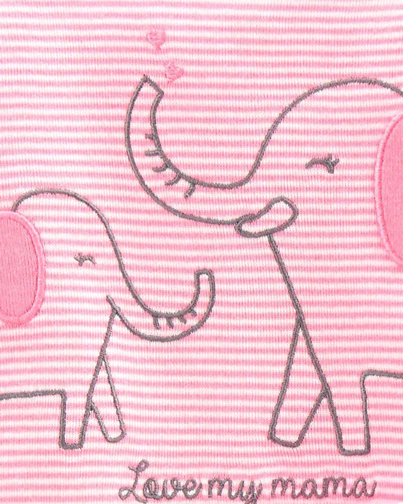 Ensemble 3 pièces Little Character à éléphant, , hi-res