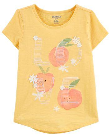 Peachy Love Tee