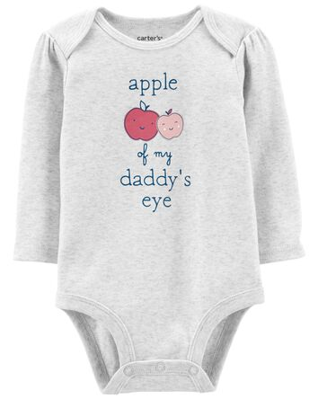 Cache-couche Apple Of Daddy's Eye