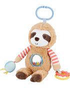 Sloth Activity Toy, , hi-res