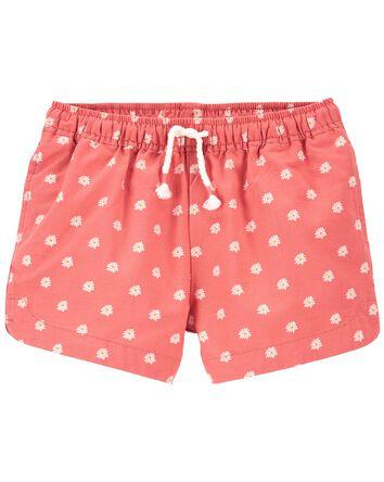 Daisy Dolphin Shorts