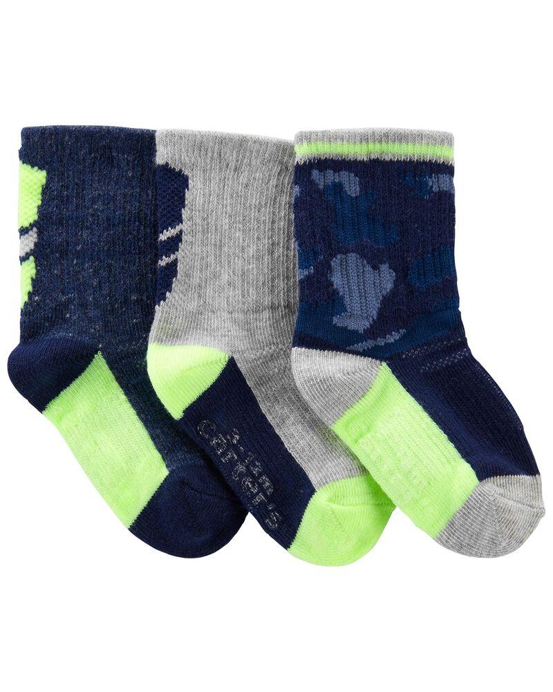 Emballage de 3 paires de chaussettes de sport, , hi-res
