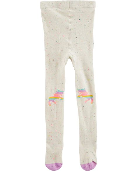 Rainbow Unicorn Tights