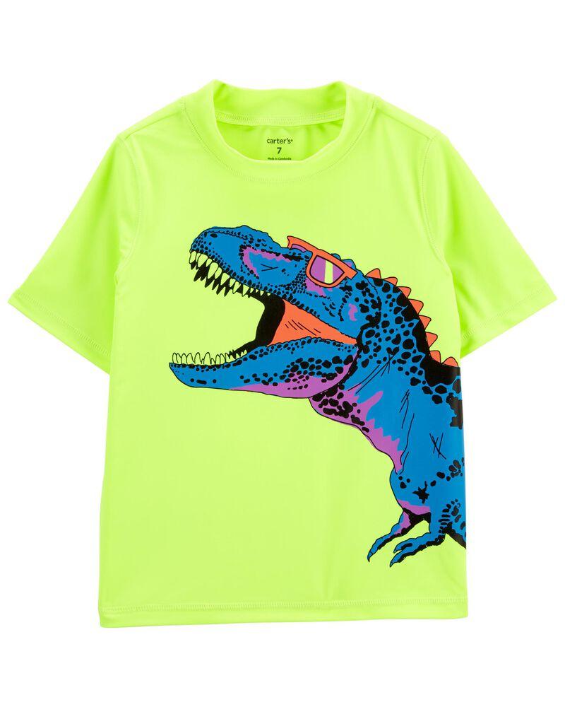 Dinosaur Rashguard, , hi-res