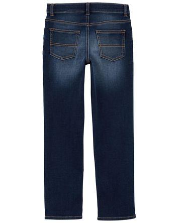 Pantalon en denim extensible - déla...