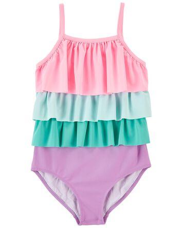 Carter's Ruffle 1-Piece Swimsuit