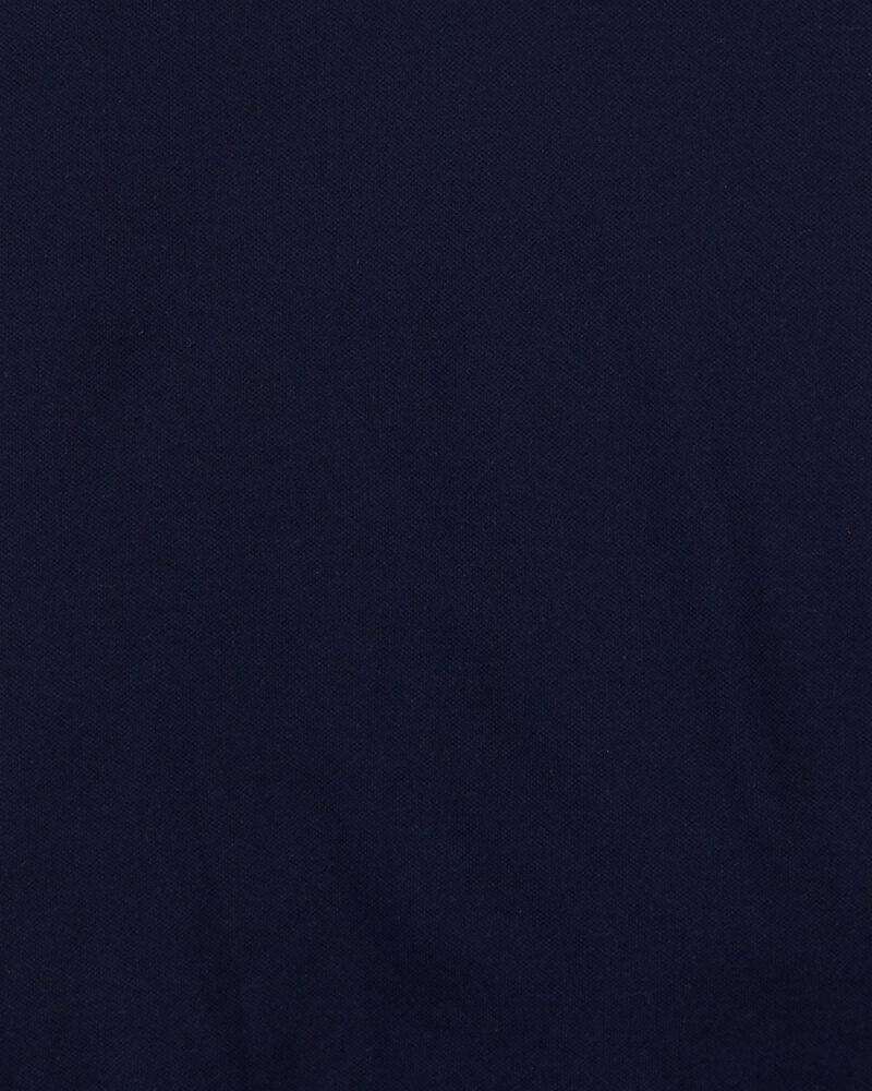 Uniform Pique Polo, , hi-res