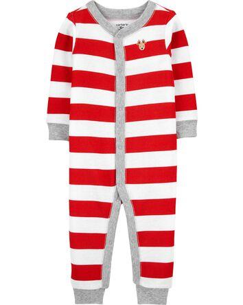 Pyjama isotherme à boutons-pression...