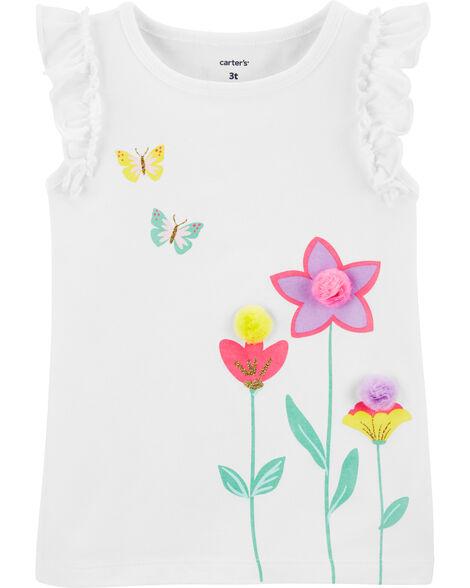 Butterfly Flutter Tank