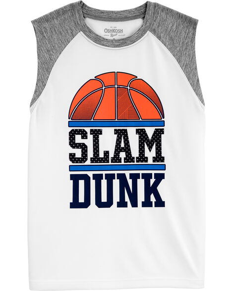 Active Basketball Tank
