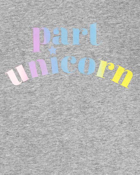 T-shirt en jersey Part Unicorn