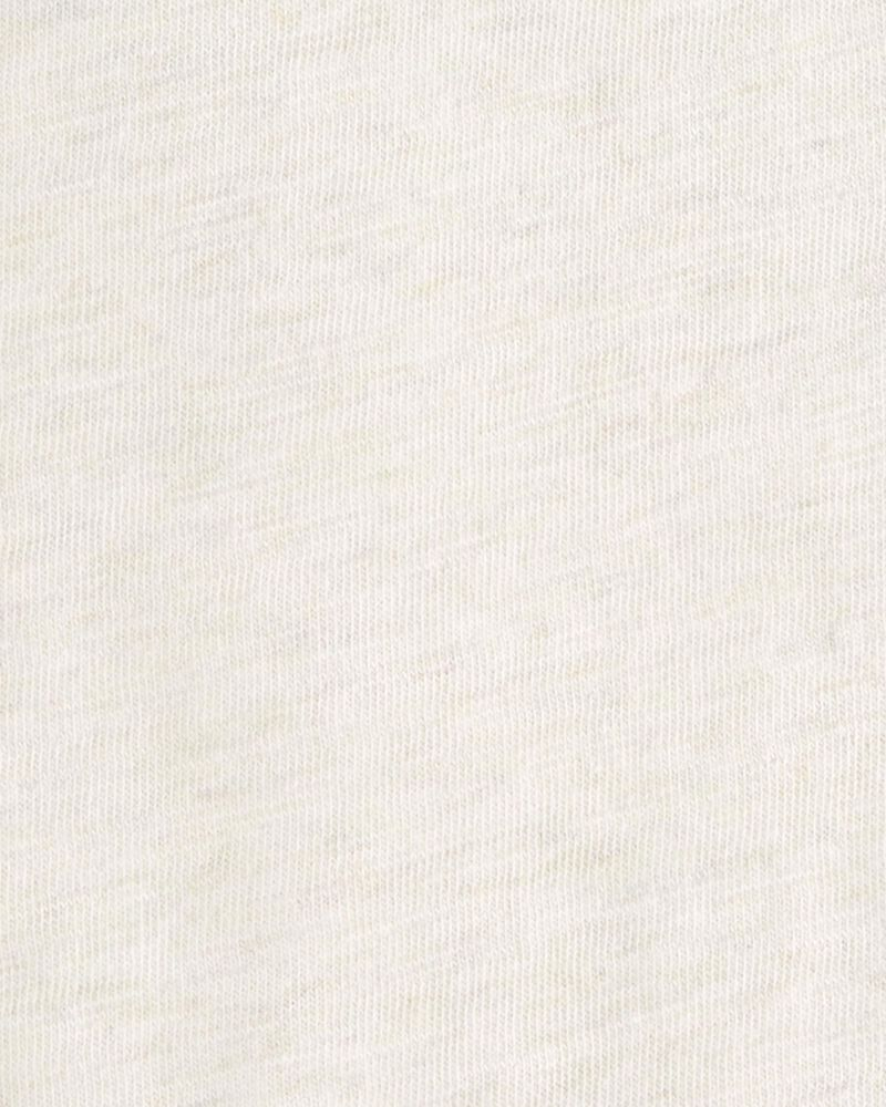 Cache-couche de style henley, , hi-res