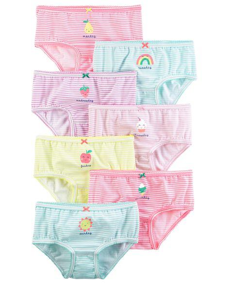 7-Pack Stretch Cotton Undies