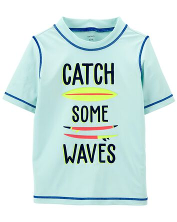Wave Rashguard