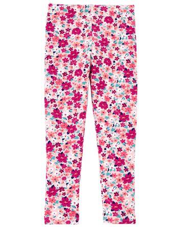 Floral Cozy Leggings